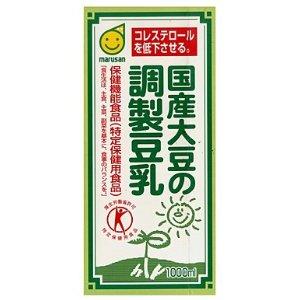 マルサン 国産大豆の調整豆乳 1000ml マルサンアイ 価格比較 ...