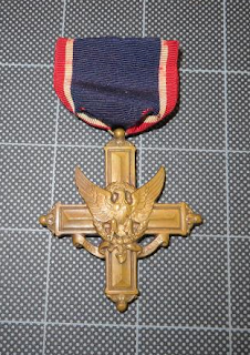 Tali Esen Waters Distinguished Service Cross WWI