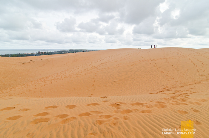 Red Sand Dunes Mui Ne Half Day Tour
