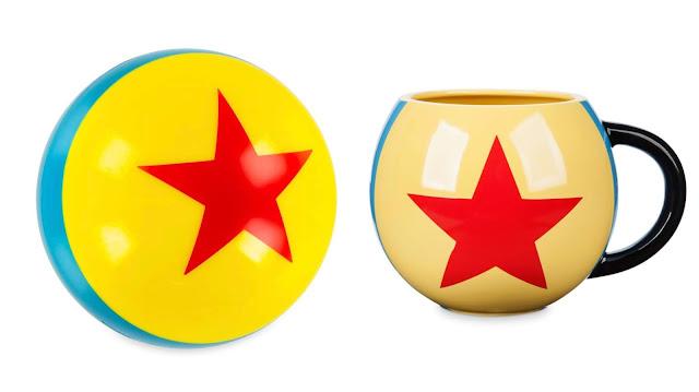 Pixar Ball Toy and Mug on ShopDisney