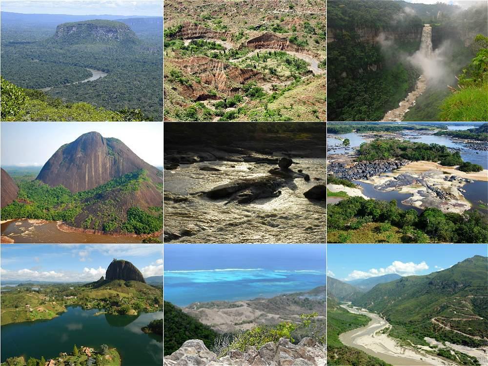 C e i p juan xxiii las lumbreras monteagudo 4 primaria c sociales tipos de paisajes - Tipos de paisajes ...