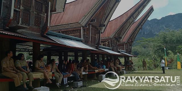 Hadiri Brigade Turun Sawah, Nico Janji Akan Berikan Padat Karya Untuk Warga Sarira