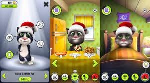 game My Talking Tom Cat danh cho java