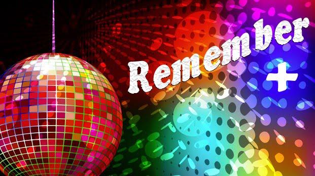 Blá Blá Blá Da Rô Reflita: Remember +: Gigi D'Agostino