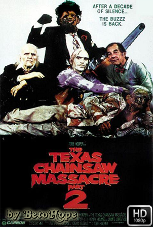 La Masacre De Texas 2 (1986) [1080p] [Latino] [MEGA]