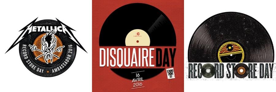 Metallica parrain du Disquaire Day / Record Store Day 2016