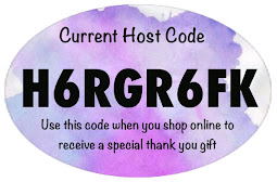 Shop online with me & I'll send you a gift when you use this Host code H6RGR6FK
