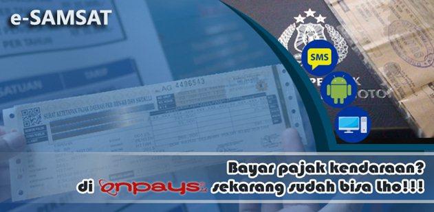 Bayar Pajak Kendaraan Jawabarat E-samsat jabar