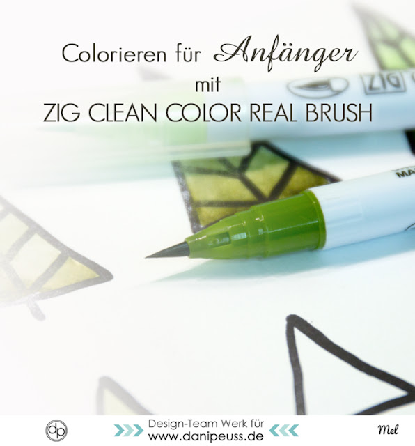 ZIG Clean Color Real Brush Stifte für Anfänger
