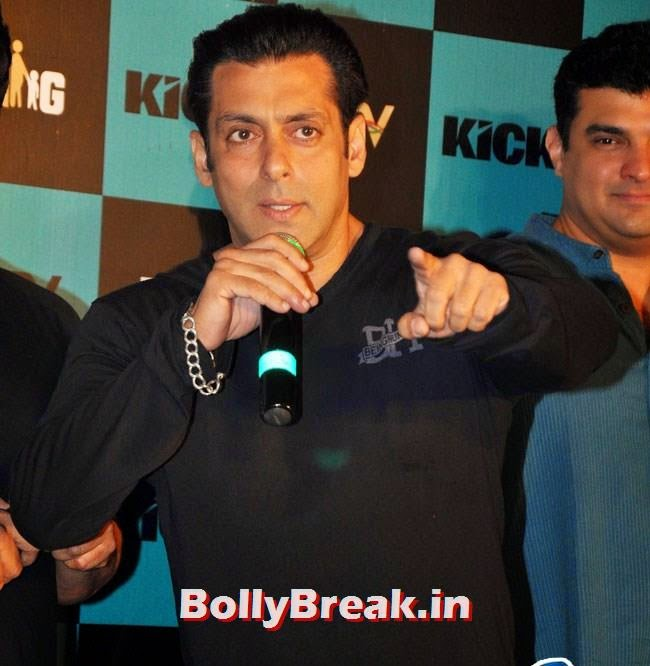 Salman Khan, Salman, Jacqueline sizzles at Kick Film Trailer Launch