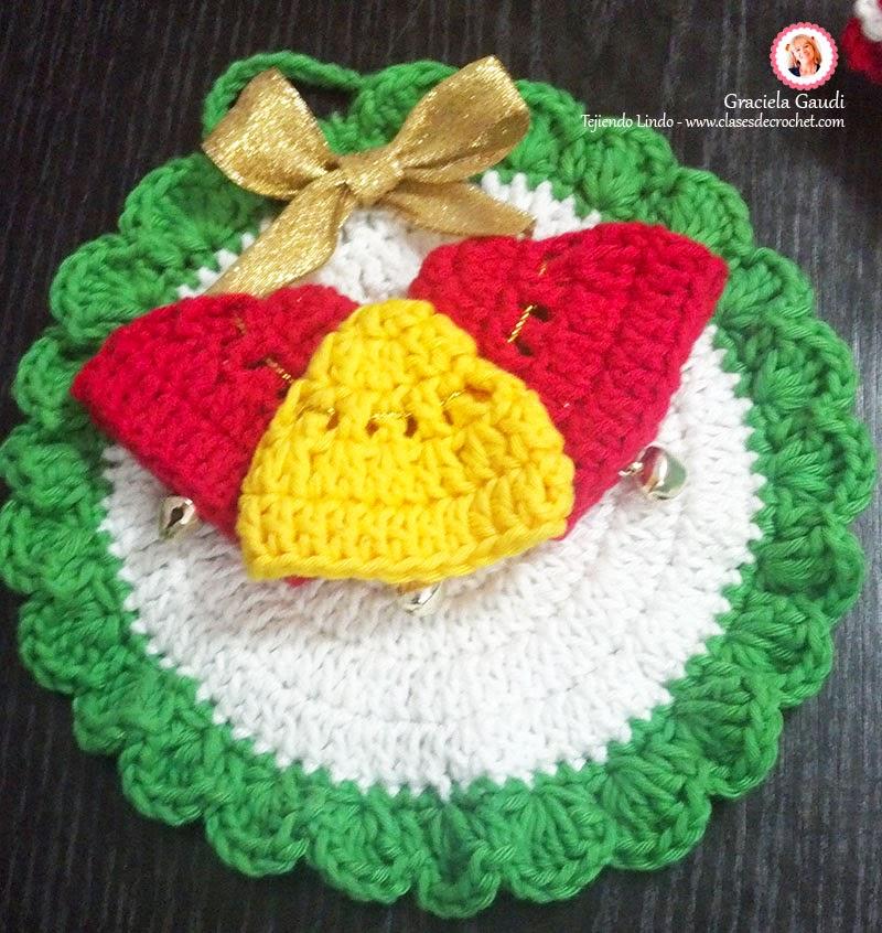 Crochet: de amigurumis a adornos navideños