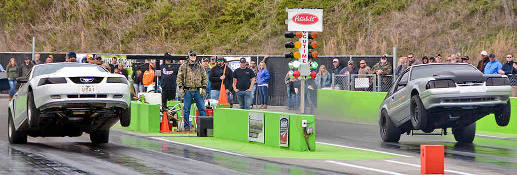 Jim Young Reporter: Crossville Dragway Hosting Street Outlaw