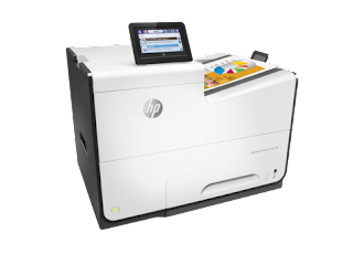 Download HP PageWide 556 series drivers