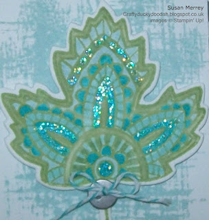 Stampin' Up! Made by Susan Simpson (Merrey) Independent Stampin' Up! Demonstrator, Craftyduckydoodah!, Lighthearted Leaves, Leaflets Framelits, You've Got This,