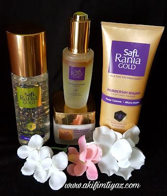 Safi Rania Gold Beetox Technolgy Rangkaian Terbaru Safi Rania Gold |