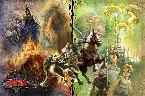 Twilight Princess HD Story