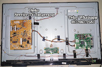 service tv panggilan panasonic tangerang