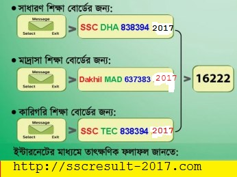 ssc result 2017 bangladesh