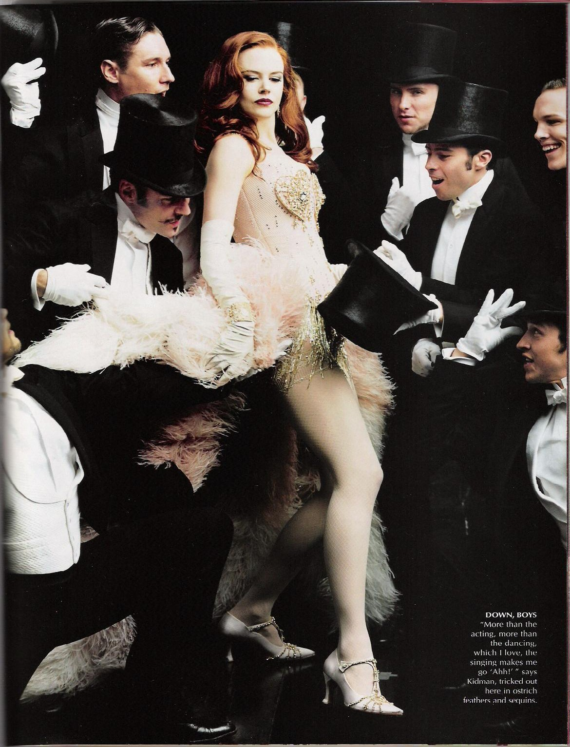 Woody Allen Annie Leibovitz