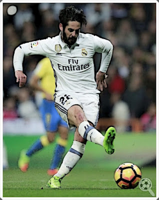 Isco Merengue