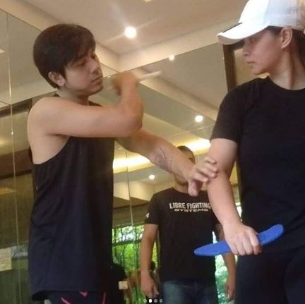 WATCH: Angel Locsin And Paulo Avelino's Training For The General's Daughter