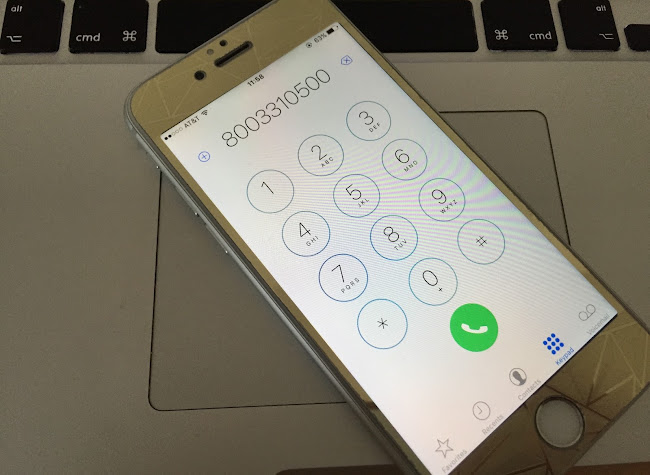 Reset Voicemail Password