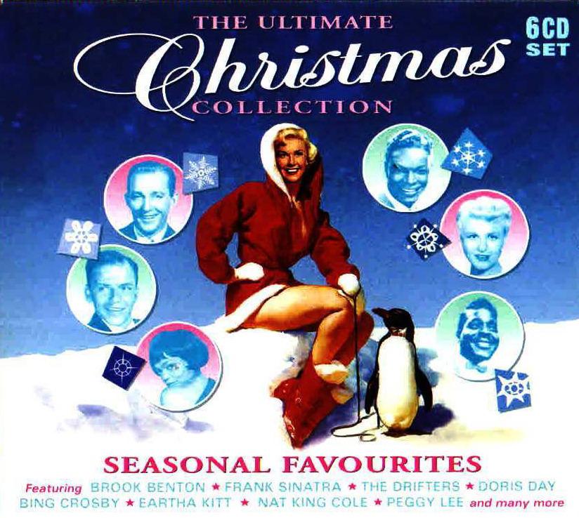 Ultimate Christmas Collection: CHRISTMAS: The Ultimate Christmas Collection 6CD