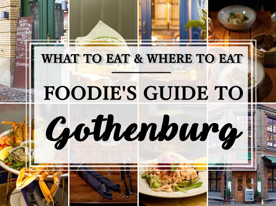 best restaurants in gothenburg