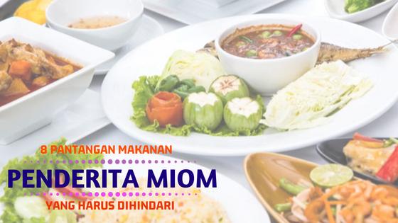 Pantangan Makanan Bagi Penderita Miom Dan Kista