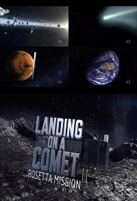 Watch Landing on a Comet: Rosetta Mission Online Free in HD