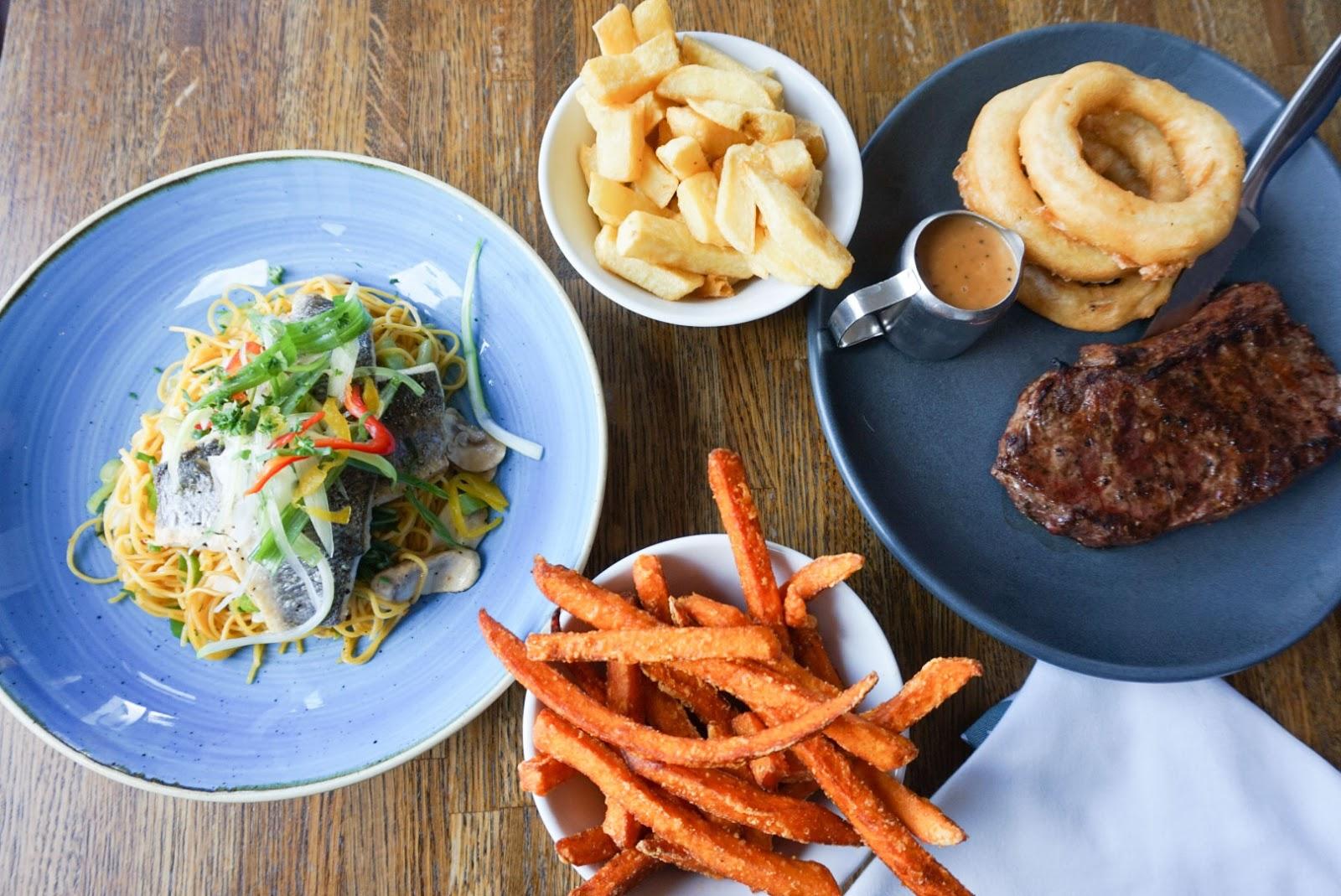 Gillies Bar & Grill, Galgorm Resort & Spa, Ballymena