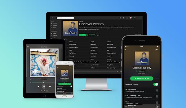 Spotify月活躍用戶數突破1億!成歐洲市值最高新創公司