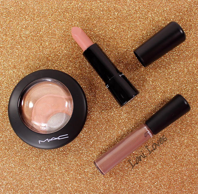 Future MAC Swatches & Review
