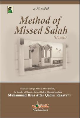 Download: Method of Missed Salah – Hanafi pdf in English