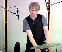 George Massenburg recording drums image