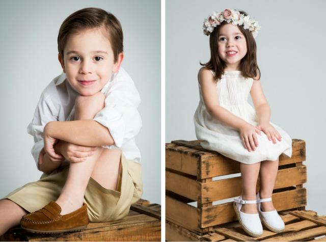 Moda infantil Comunion 2016 - La Comunion de Noa