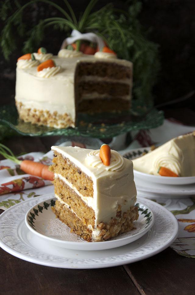 Adora S Box The Best Carrot Cake