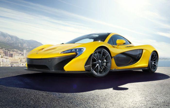 McLaren P1 (217 mph)