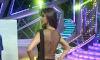Shilpa Shetty nude back saree