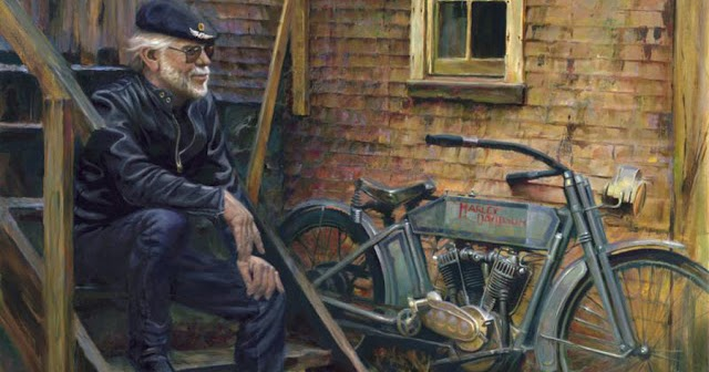 Willie G Davidson: The Beret Project: Willie G. Davidson