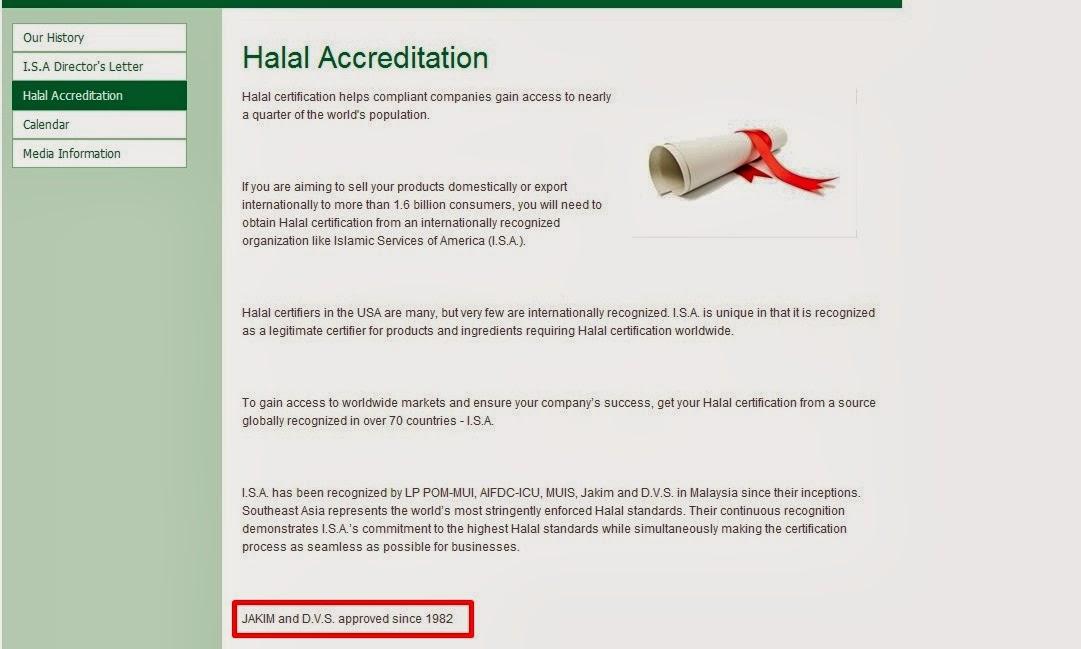 badan yang keluarkan sijil halal shaklee