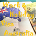 Working Holiday (Subclass 462) Visa in Australia