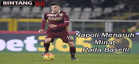 Napoli Menaruh Minat Pada Baselli