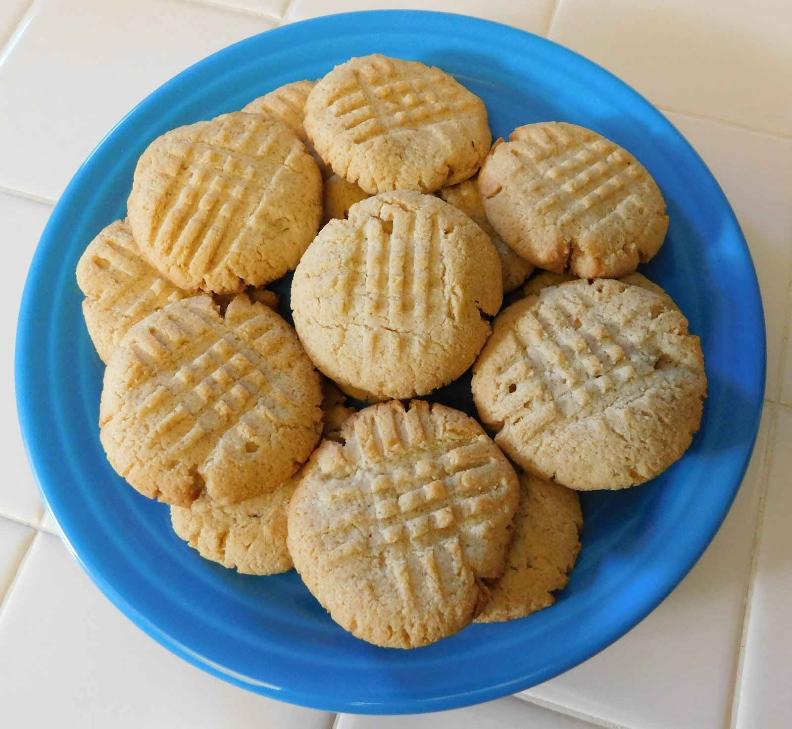 Theworldaccordingtoeggface The Best Sugar Free Peanut Butter Cookies