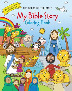 Lighthouse Academy The Beginners Bible Daniel And The Lions Den My Bible Story Coloring Book