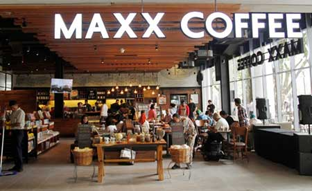 Contact Center Customer Service Maxx Coffee