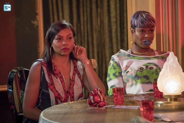 Empire - Episode 3.02 - Sin That Amends - Promo, Sneak Peek, Interviews, Promotional Photos & Press Release