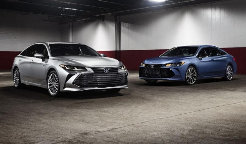 2019 Toyota Avalon Release Date, Limited and Redesign
