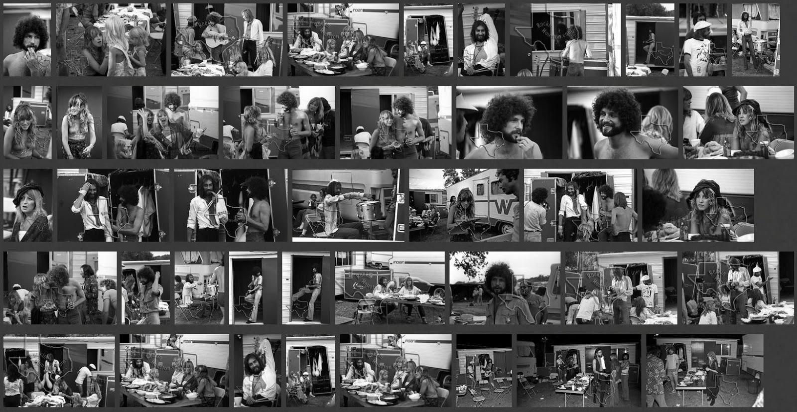 Fleetwood Mac News: Check these photos out! Fleetwood Mac September 5, 1976, Austin, TX at Sunday Break 2