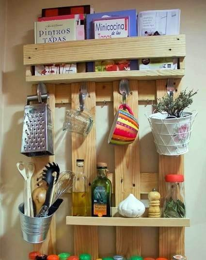 Clever storage ideas for small kitchens 2